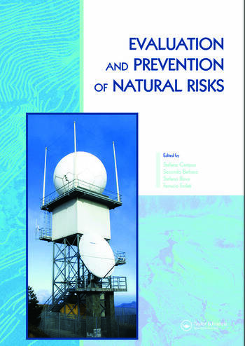 Evaluation and Prevention of Natural Risks book cover