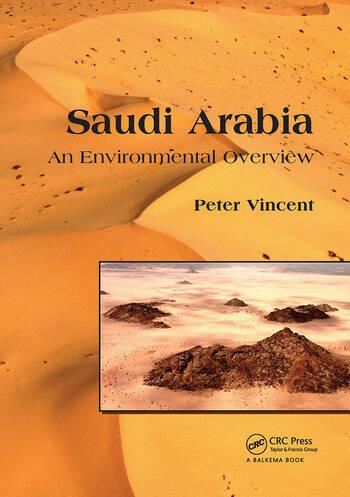 Saudi Arabia: An Environmental Overview book cover