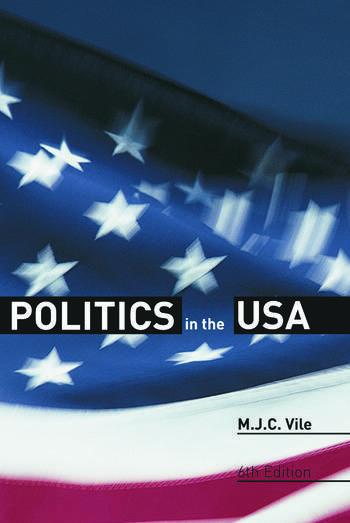 Politics in the USA book cover