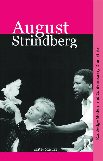 August Strindberg book cover