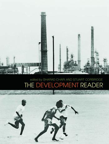 The Development Reader book cover