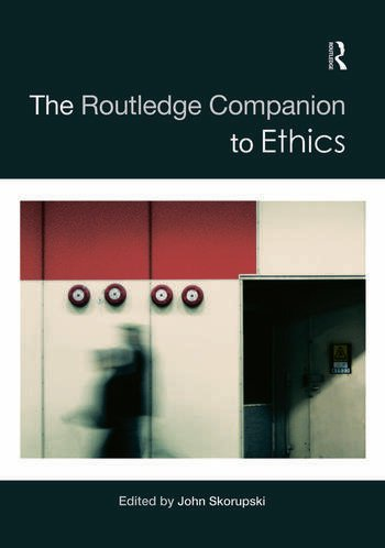 The Routledge Companion to Ethics book cover