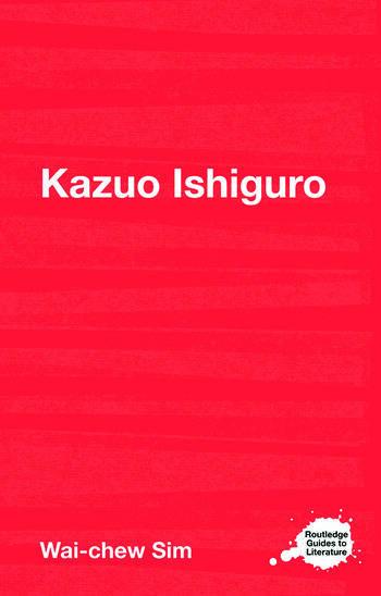 Kazuo Ishiguro book cover