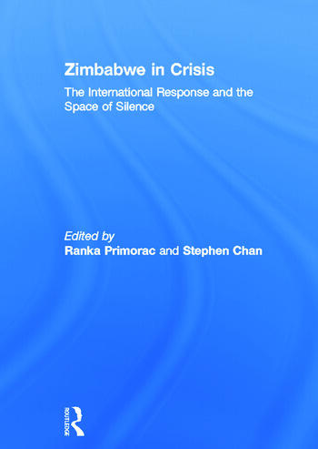 Zimbabwe in Crisis The International Response and the Space of Silence book cover