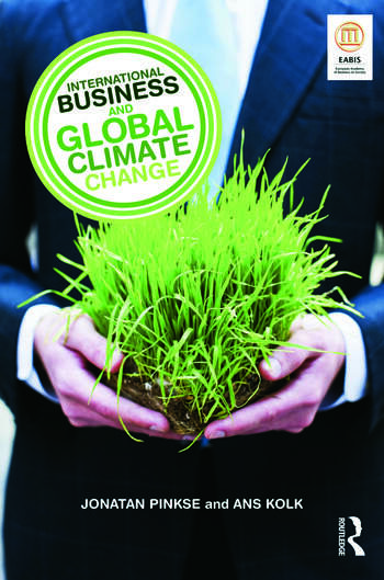 International Business and Global Climate Change book cover