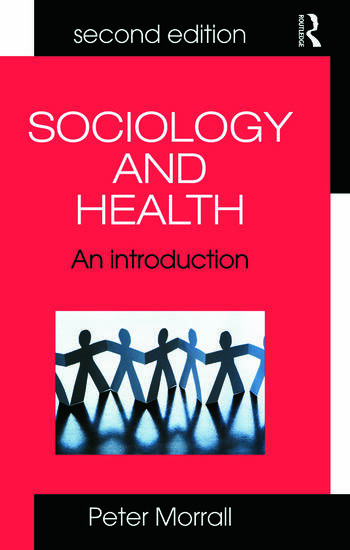 Sociology and Health An Introduction book cover