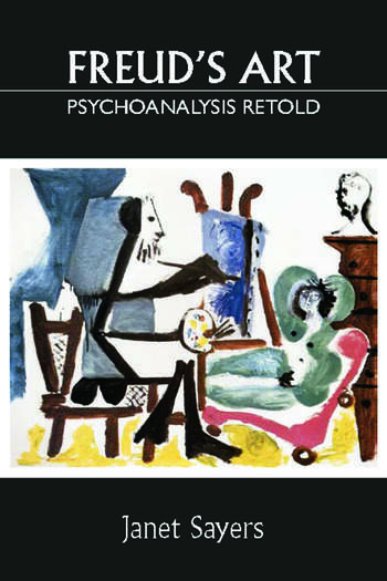 Freud's Art - Psychoanalysis Retold book cover
