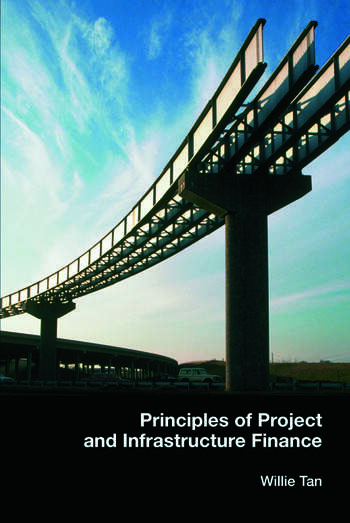 Principles of Project and Infrastructure Finance book cover