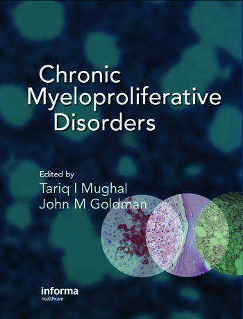 Chronic Myeloproliferative Disorders book cover