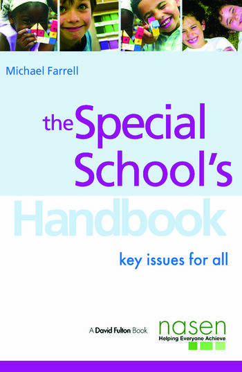 The Special School's Handbook Key Issues for All book cover