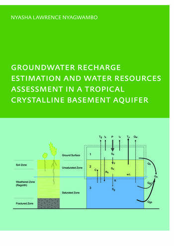 Groundwater Recharge Processes and Groundwater Management in a Tropical Crystalline Basement Aquifer PhD: UNESCO-IHE Institute, Delft book cover