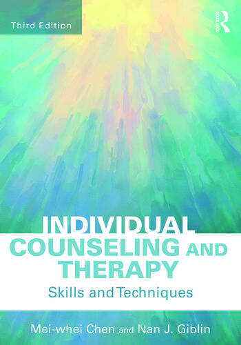 Individual Counseling and Therapy Skills and Techniques book cover
