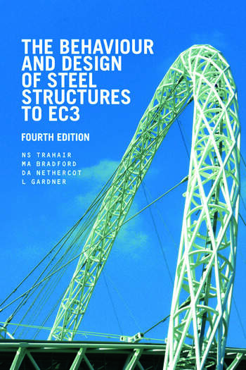 The Behaviour and Design of Steel Structures to EC3 book cover