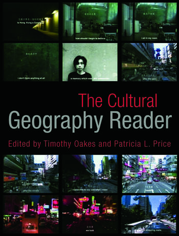 The Cultural Geography Reader book cover