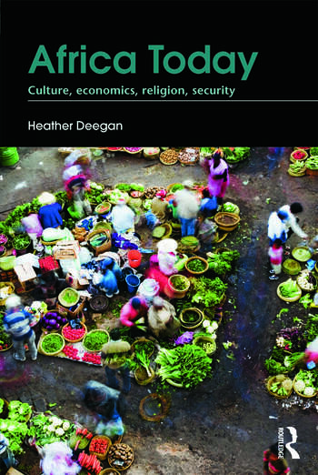 Africa Today Culture, Economics, Religion, Security book cover
