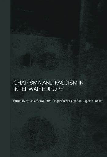 Charisma and Fascism book cover