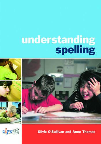 Understanding Spelling book cover