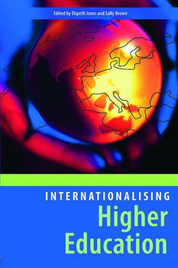 Internationalising Higher Education book cover