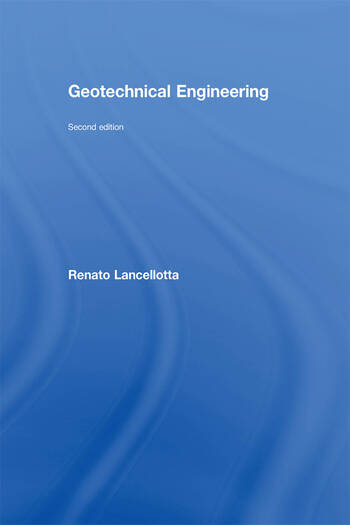 Geotechnical Engineering book cover