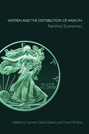 Women and the Distribution of Wealth Feminist Economics book cover