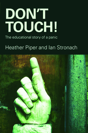 Don't Touch! The Educational Story of a Panic book cover