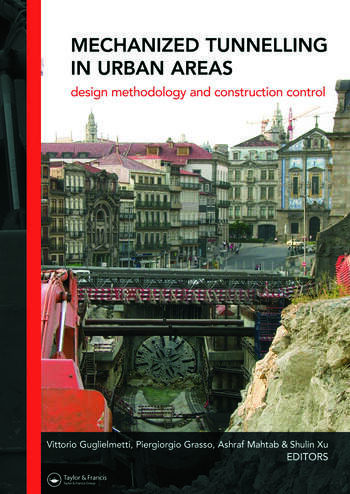 Mechanized Tunnelling in Urban Areas Design methodology and construction control book cover