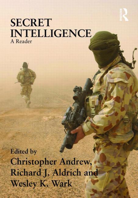 Secret Intelligence A Reader book cover