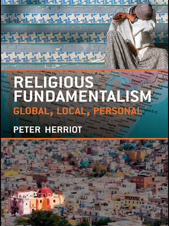 Religious Fundamentalism Global, Local and Personal book cover