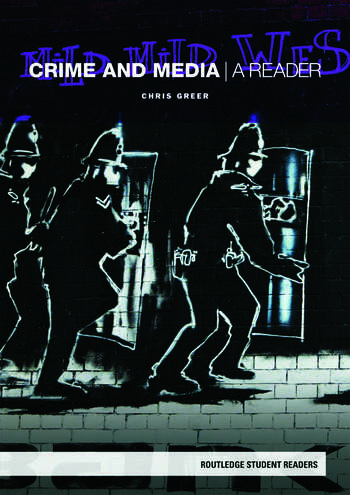 Crime and Media A Reader book cover
