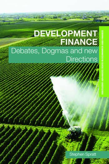 Development Finance book cover