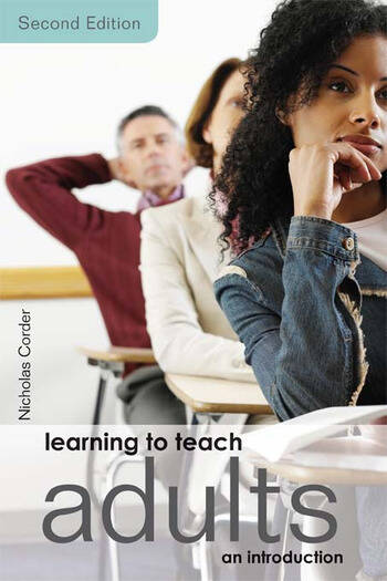 Learning to Teach Adults An Introduction book cover