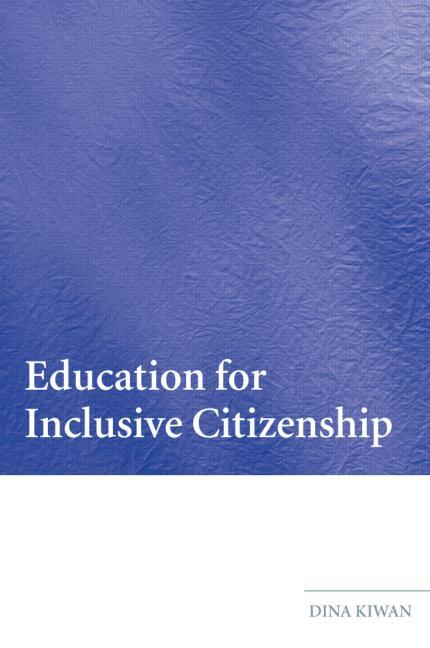 Education for Inclusive Citizenship book cover