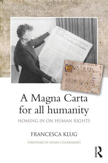 A Magna Carta for all Humanity Homing in on Human Rights book cover