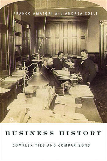 Business History Complexities and Comparisons book cover