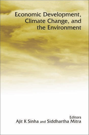 Economic Development, Climate Change, and the Environment book cover