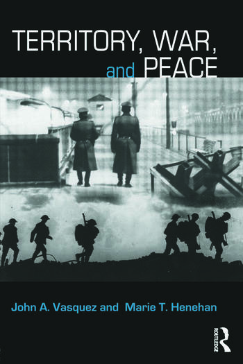 Territory, War, and Peace book cover