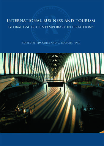 International Business and Tourism Global Issues, Contemporary Interactions book cover
