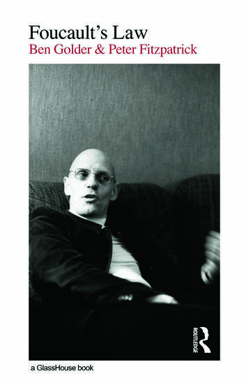 Foucault's Law book cover