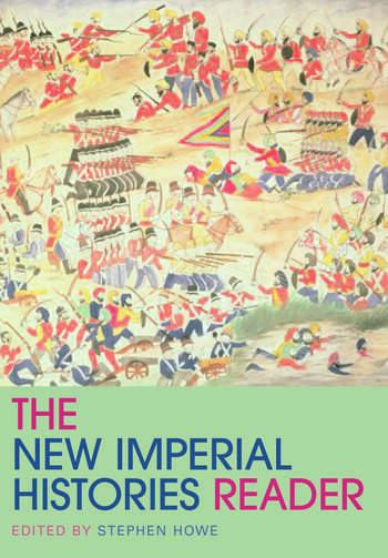 The New Imperial Histories Reader book cover