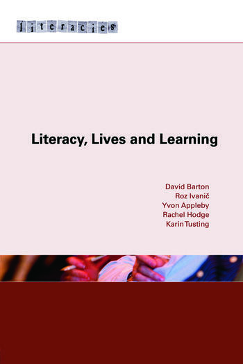 Literacy, Lives and Learning book cover