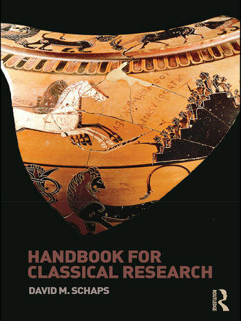 Handbook for Classical Research book cover