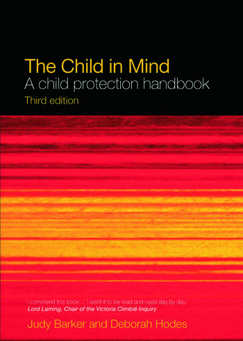 The Child in Mind A Child Protection Handbook book cover