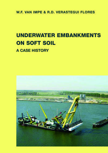 Underwater Embankments on Soft Soil A Case History book cover