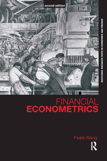 Financial Econometrics book cover
