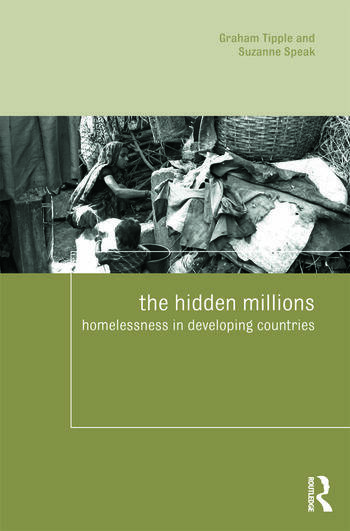 The Hidden Millions Homelessness in Developing Countries book cover