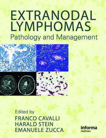 Extranodal Lymphomas Pathology and Management book cover