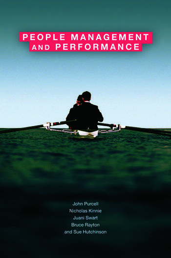 People Management and Performance book cover