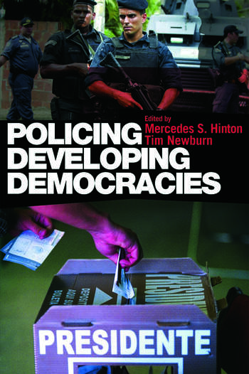 Policing Developing Democracies book cover