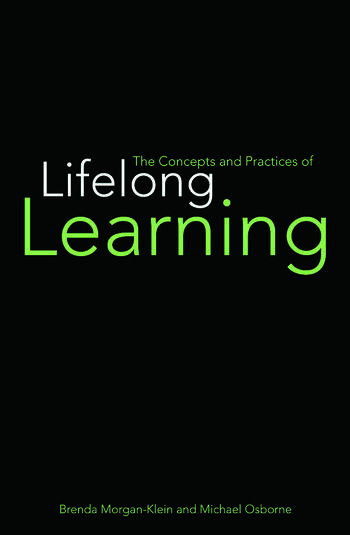 The Concepts and Practices of Lifelong Learning book cover