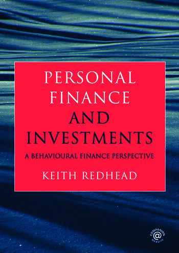 Personal Finance and Investments A Behavioural Finance Perspective book cover